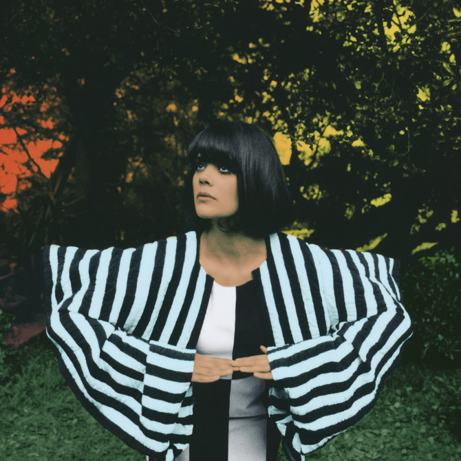 1 - Bat for Lashes - Neil Krug